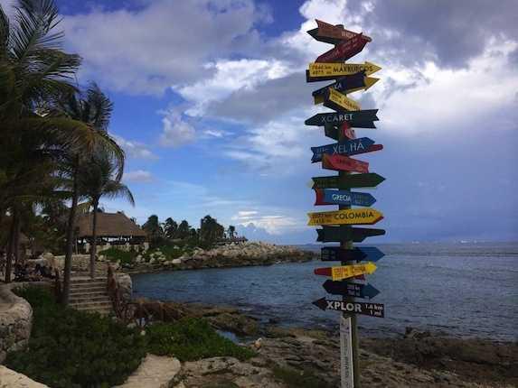 7.) Playa del Carmen, Mexico.Average cost of a one-week winter trip: $3,186