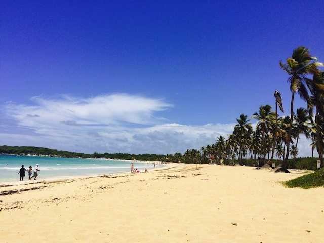 4.) Punta cana, Dominican Republic.Average cost of a one-week winter trip: $4,312
