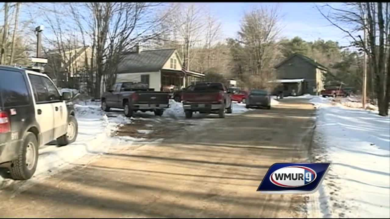 A person was killed Thursday in an explosion at a home in Andover.