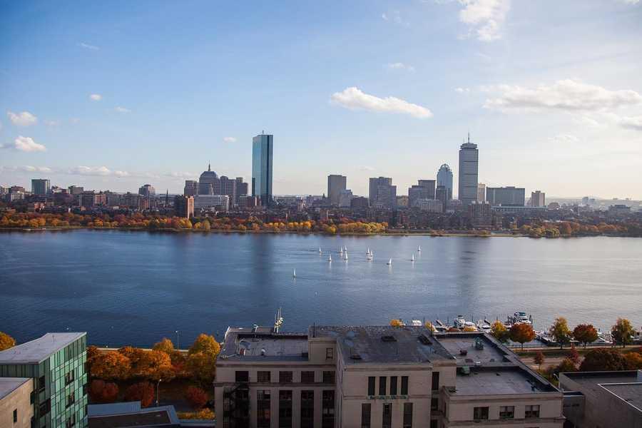 Oct. 6, 2010. Boston Timescape project, by Adrian Vasile Dalca.