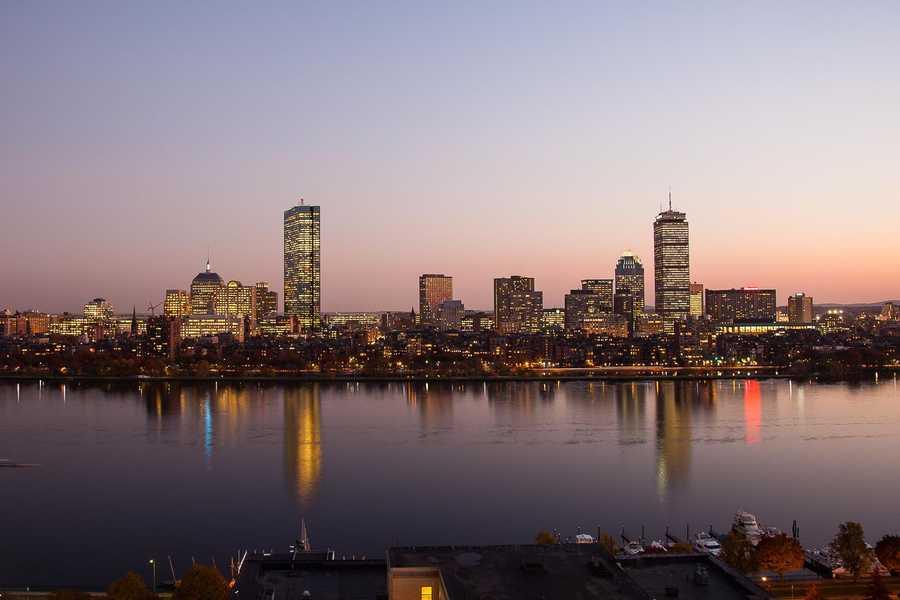 Nov. 8, 2011. Boston Timescape project, by Adrian Vasile Dalca.