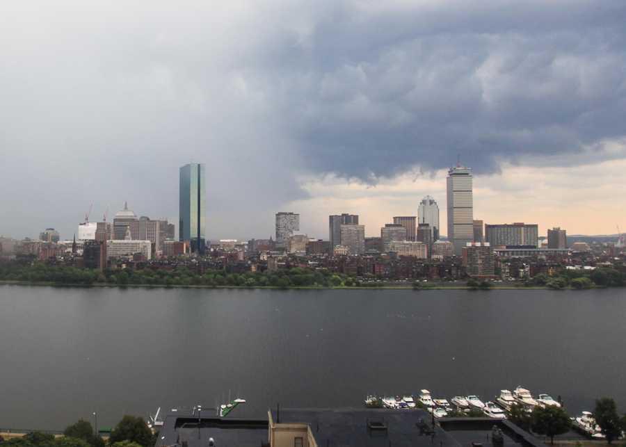 July 24, 2012. Boston Timescape project, by Adrian Vasile Dalca.