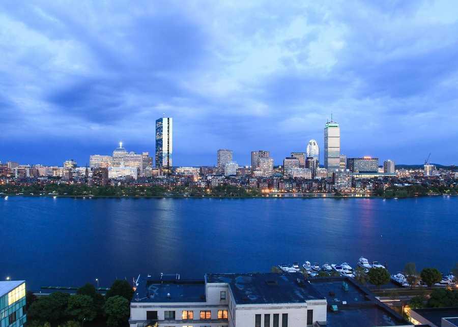 May 13, 2013. Boston Timescape project, by Adrian Vasile Dalca.