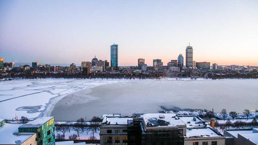 Jan. 3, 2014. Boston Timescape project, by Adrian Vasile Dalca.