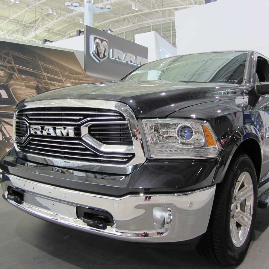 Whether you're looking for big power like this Dodge Ram ...