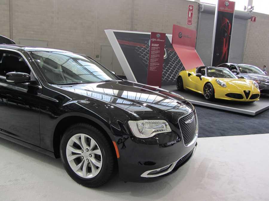 Chrysler and Alfa Romeo