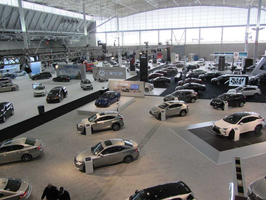 The New England International Auto Show has something for you!