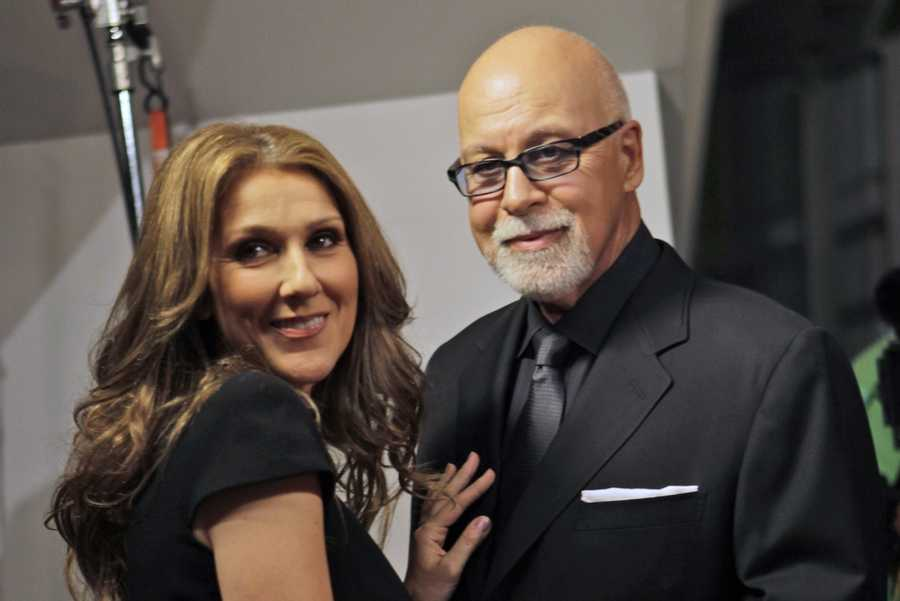 """Celine Dion's husband Rene Angelil has died after battling cancer. Angelil passed away Thursday morning at his home in Las Vegas, """"after a long and courageous battle against cancer."""""""