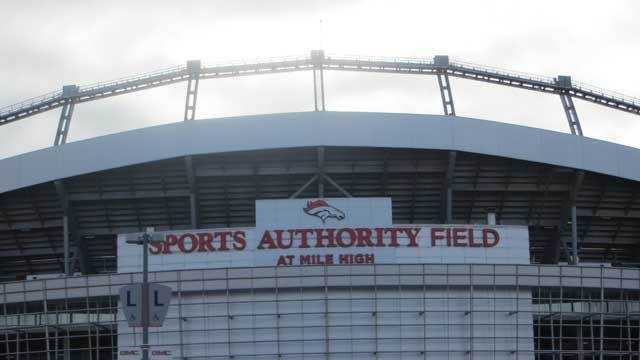 Sports Authority Field at Mile High in Denver