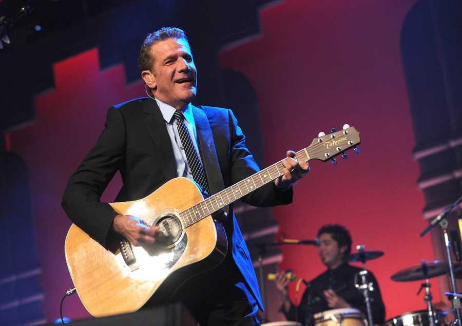 Eagles founding member Glenn Frey died on Jan. 18 after a lengthy illness.