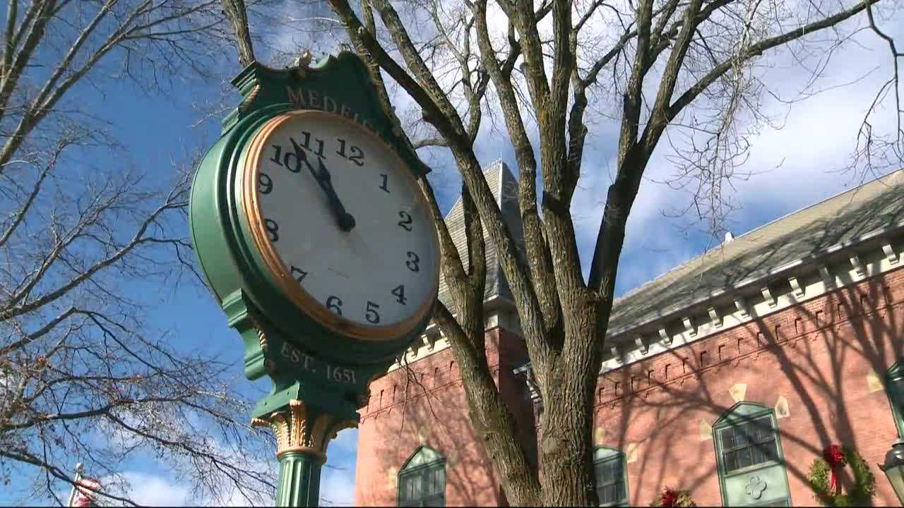 Electric Time Co. in Medfield has designed and created nearly 8,000 tower, street, post and wall clocks since 1928. And it's all made in Massachusetts.