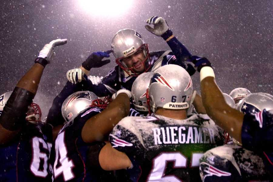 In the subsequent overtime, Vinatieri kicked a 23-yard field goal to win the game for the Patriots. New England went on to win Super Bowl XXXVI.