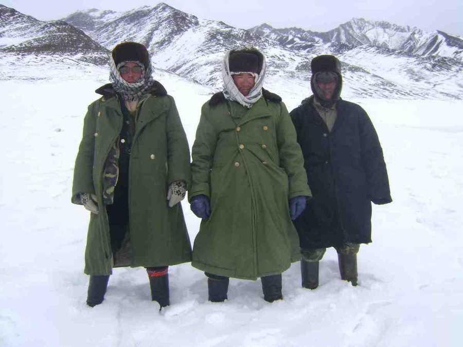 Rangers in Afghanistan