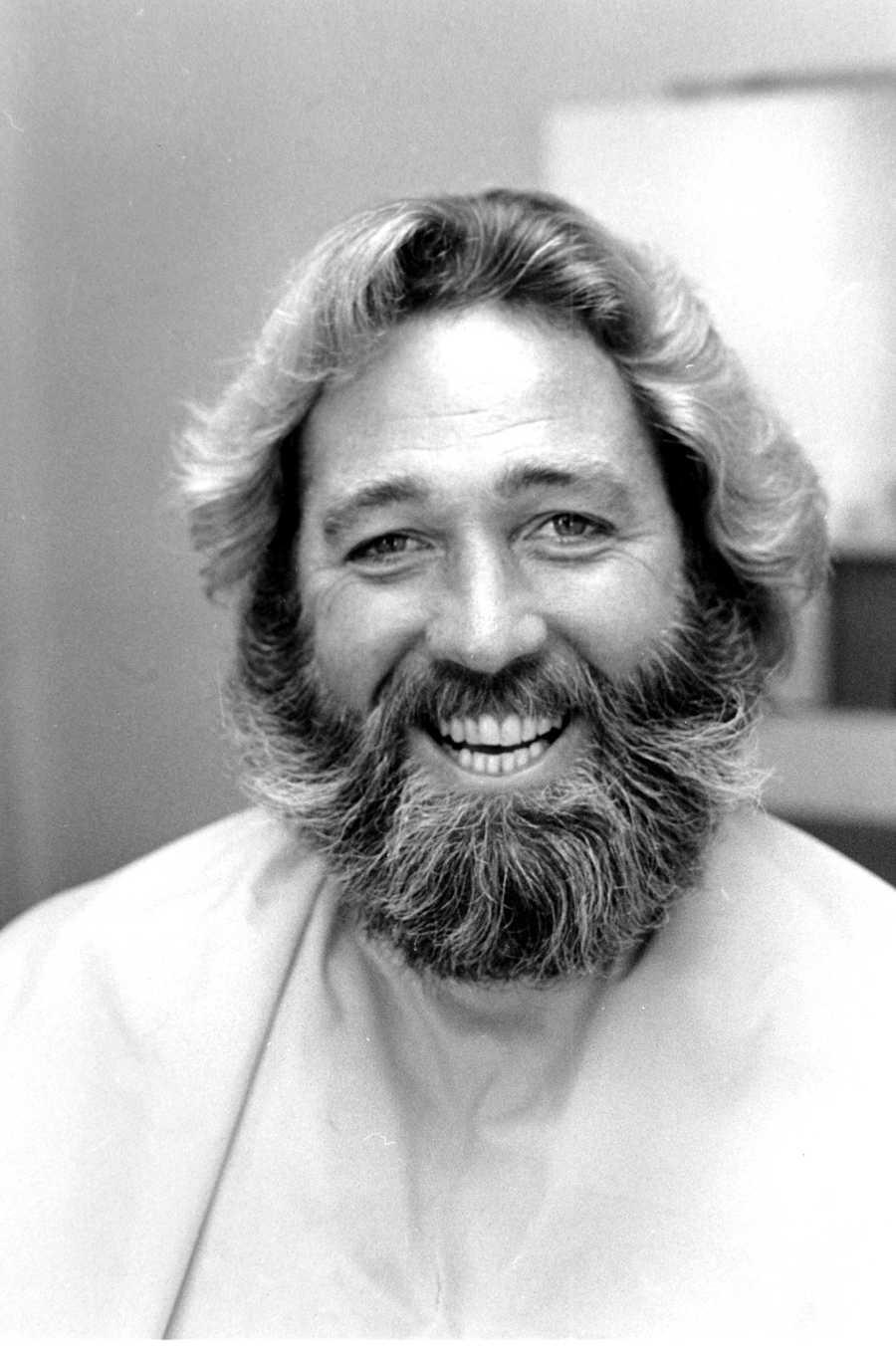 """Dan Haggerty, better known as TV's """"Grizzly Adams,"""" died on Jan. 15 at age 74"""