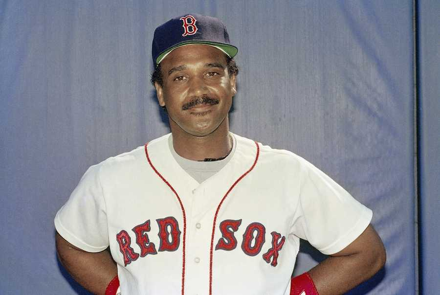 Jim Rice spent his entire 16-year baseball career as a member of the Boston Red Sox and was inducted into the National Baseball Hall of Fame in 2009.