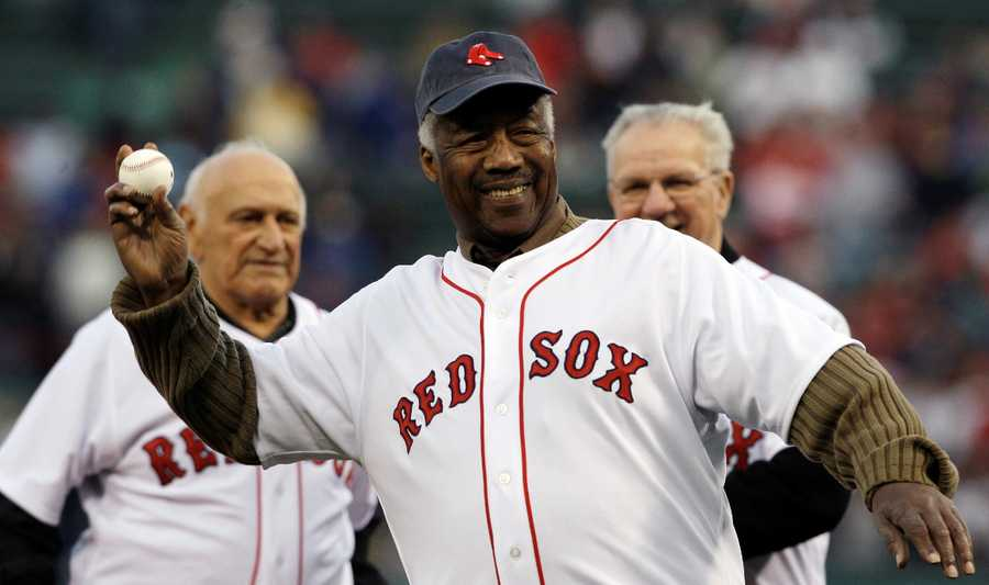 Pumpsie Green was the first Black player to play for the Red Sox, making his debut for the franchise in 1959.