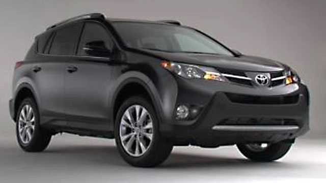 Two Deaths Prompt Huge Toyota Suv Recall