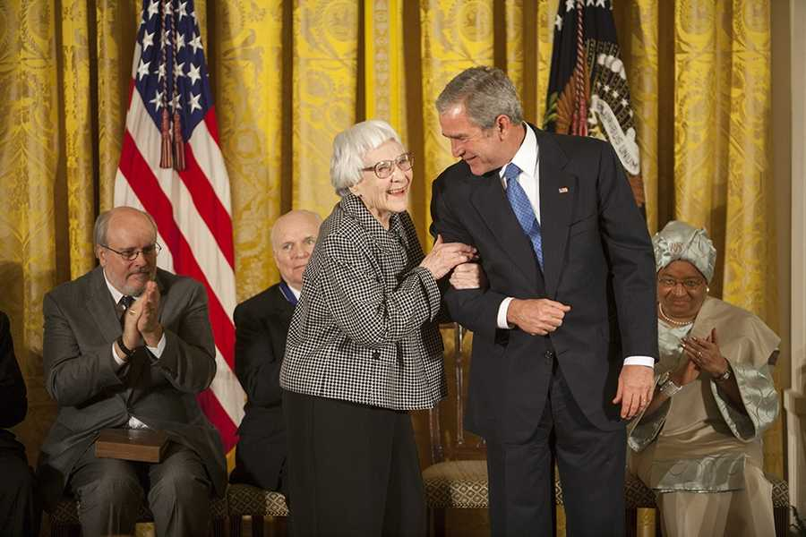 """""""To Kill a Mockingbird"""" author Harper Lee died on Feb. 19 at the age of 89."""
