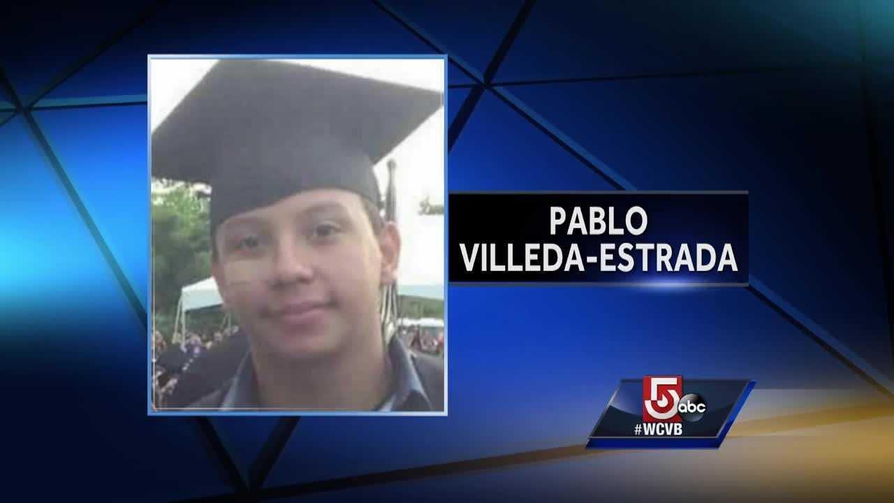 19-year-old Pablo Villeda Estrada