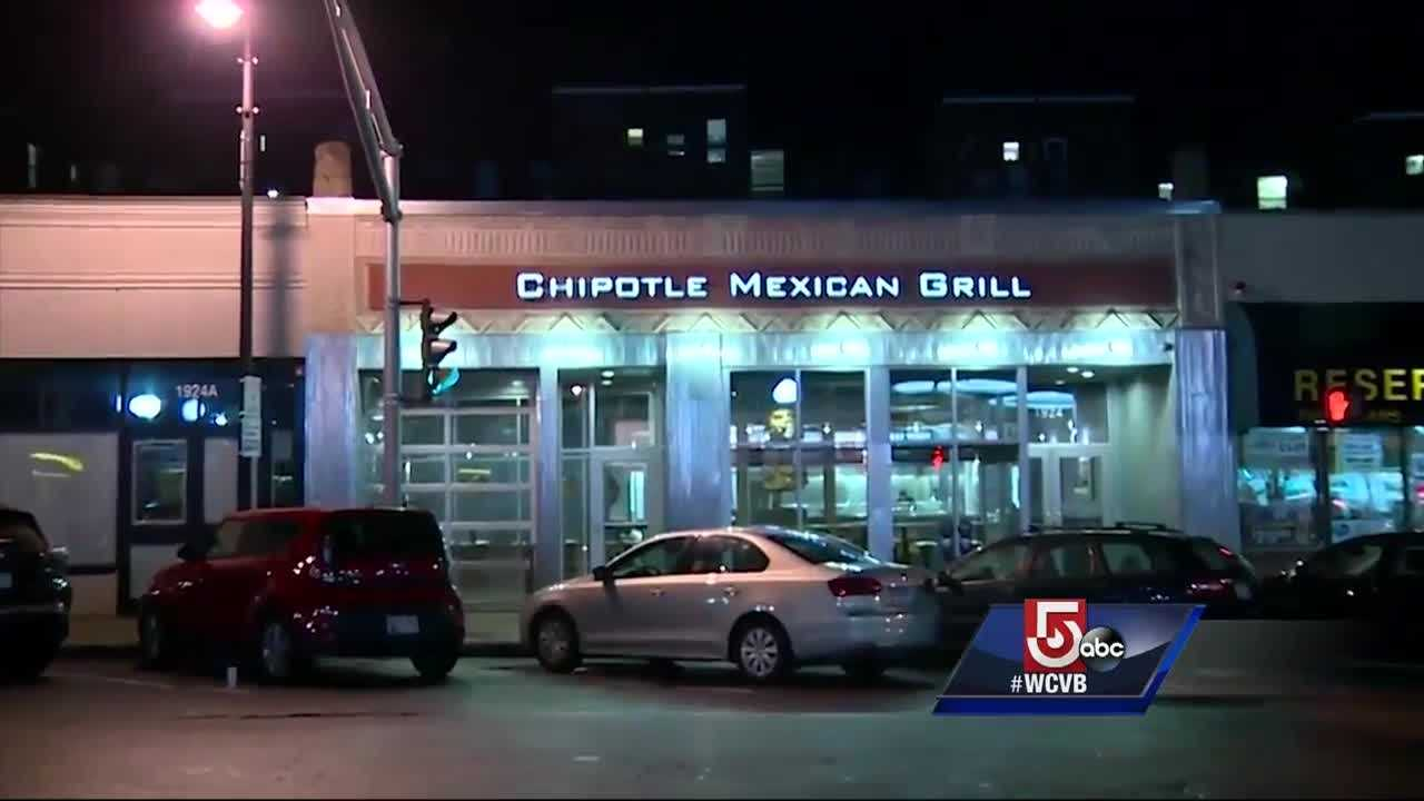 Another Chipotle restaurant is shut down