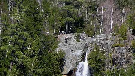 Roaring Brook Falls, Keene, NY