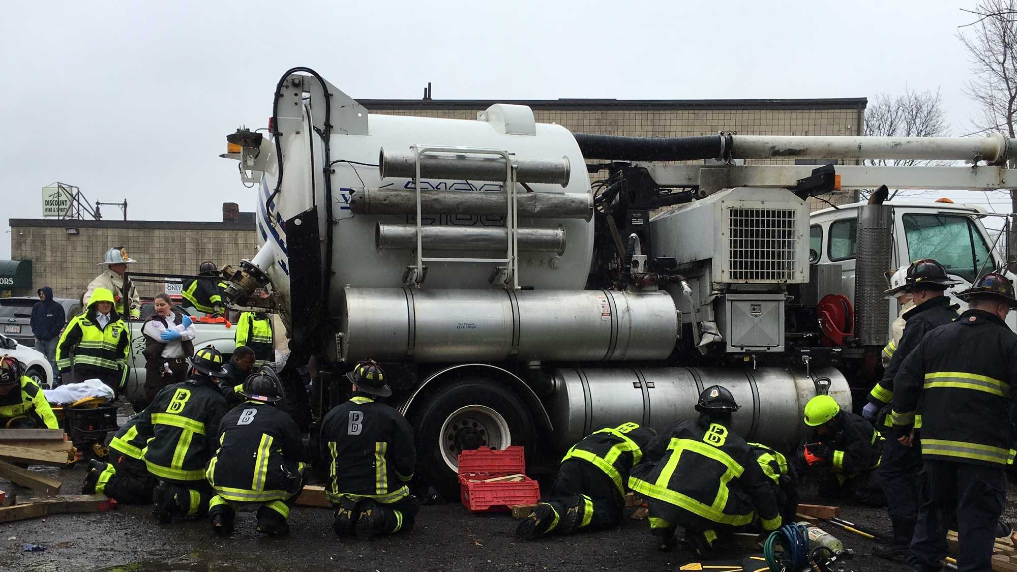 Truck rescue 3.15