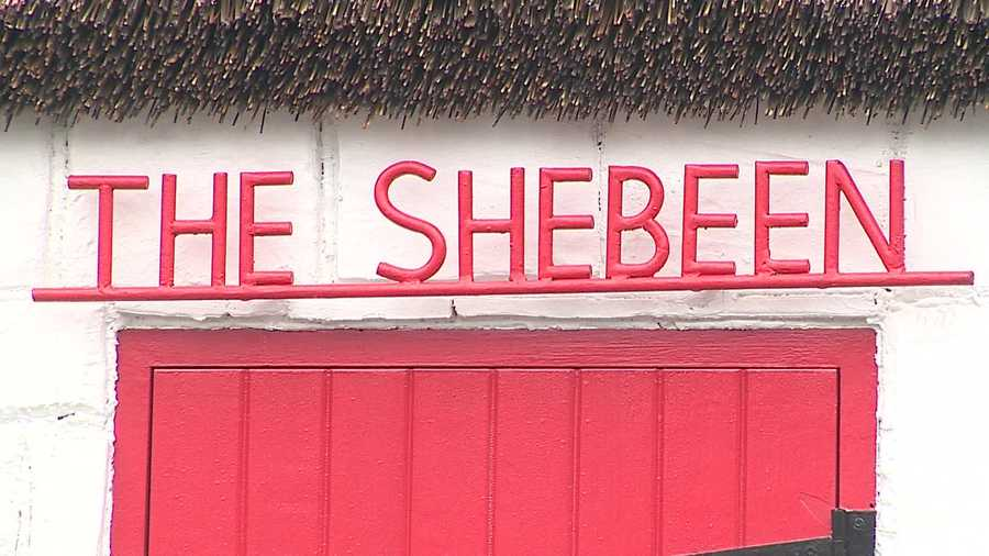 You can feel like you are in Ireland this St. Patrick's day with The Shebeen.