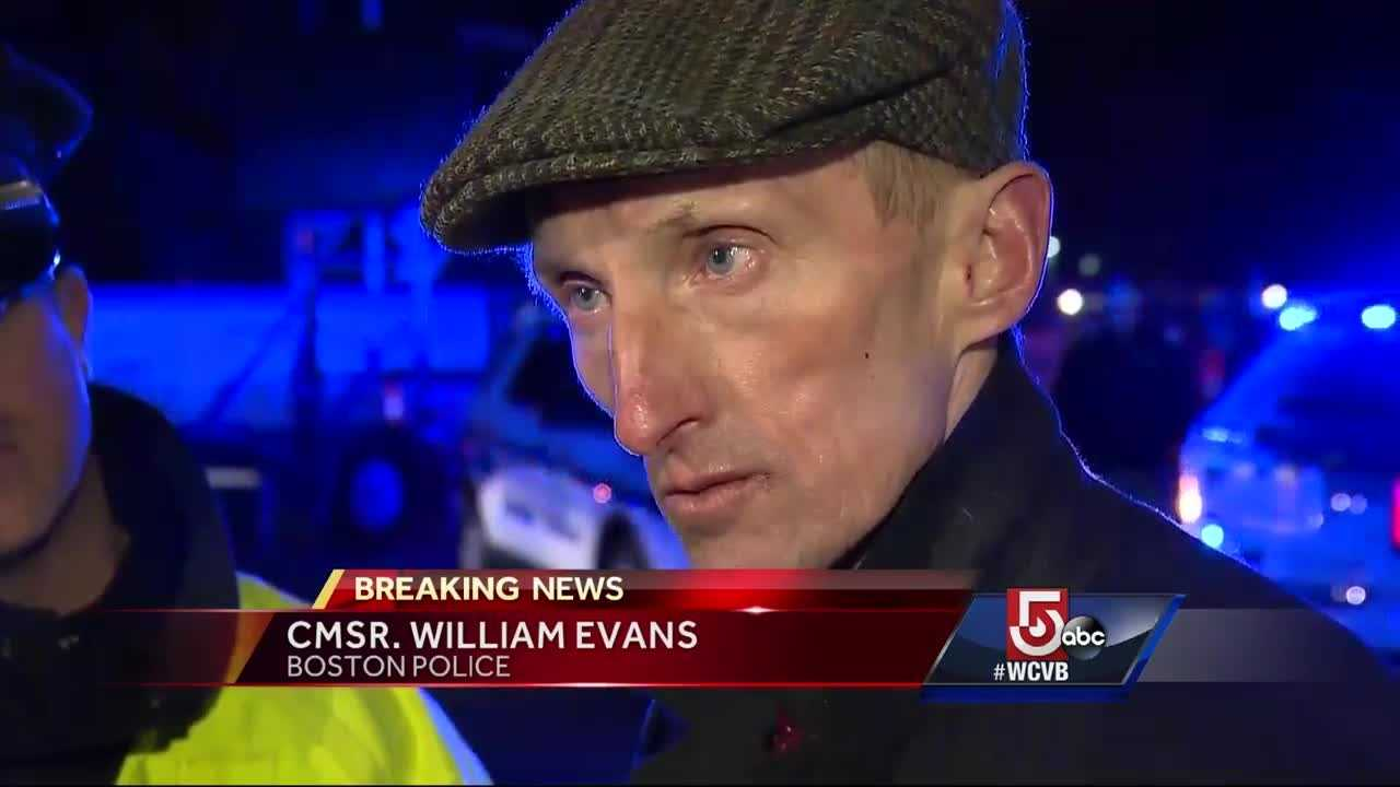 Instead of running, Cmsr. Evans will focus on heightened security for the running of the Boston Marathon.