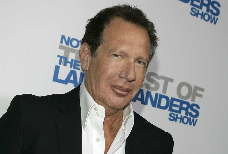 Comedian Gary Shandling died on March 24. He was 66.