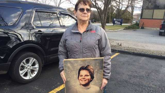 Jeanne Quinn of Canton fights to keep her son's killer behind bars. Rod Mathews was the first juvenile convicted of murder in an adult court in Shaun Ouillette's 1986 death.