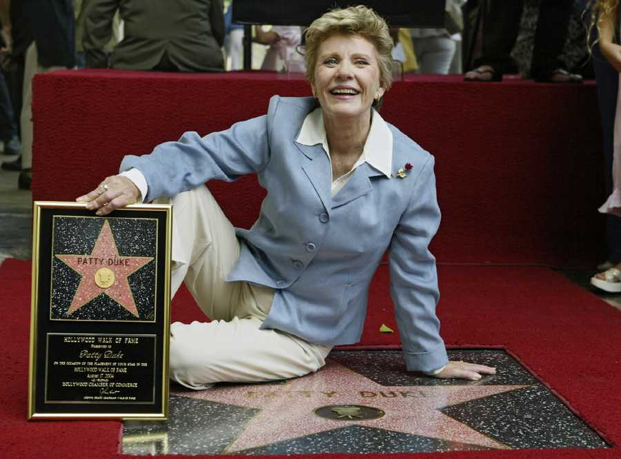 Legendary and Oscar-winning actress Patty Duke died on March 29.
