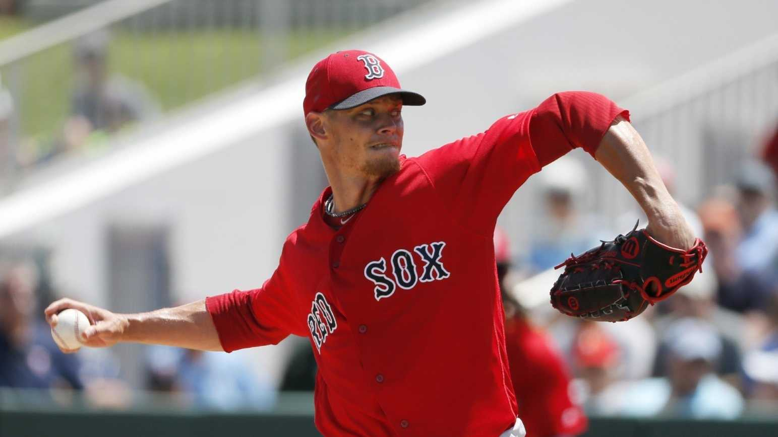 6) Clay Buchholz - Starting Pitcher - $13,000,000