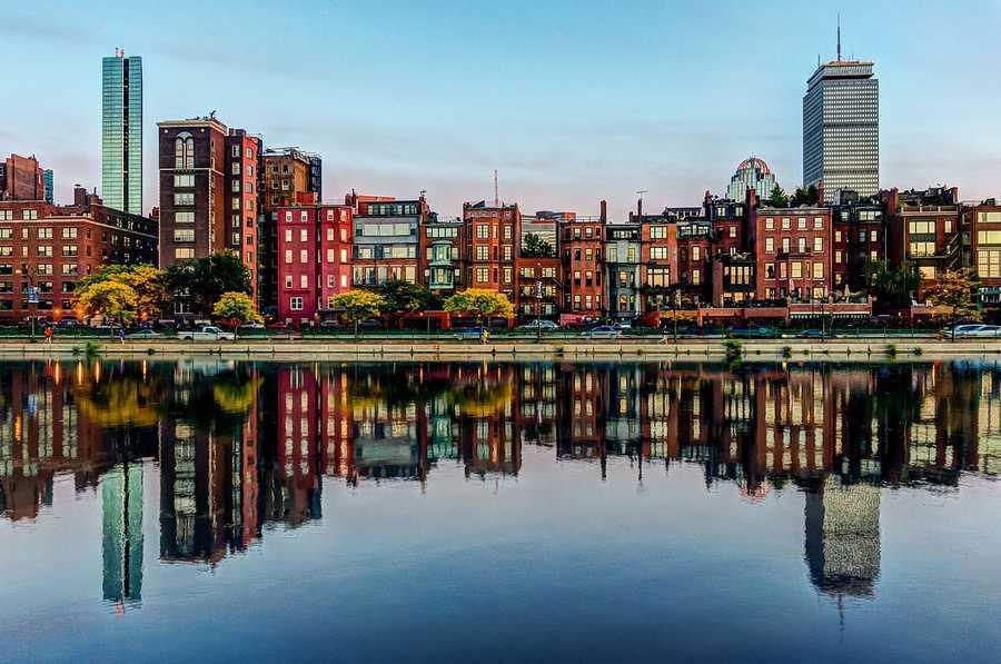 Boston poverty estimate: 21.7%, according to theCensus Bureau's American Community Survey 5-Year Estimates