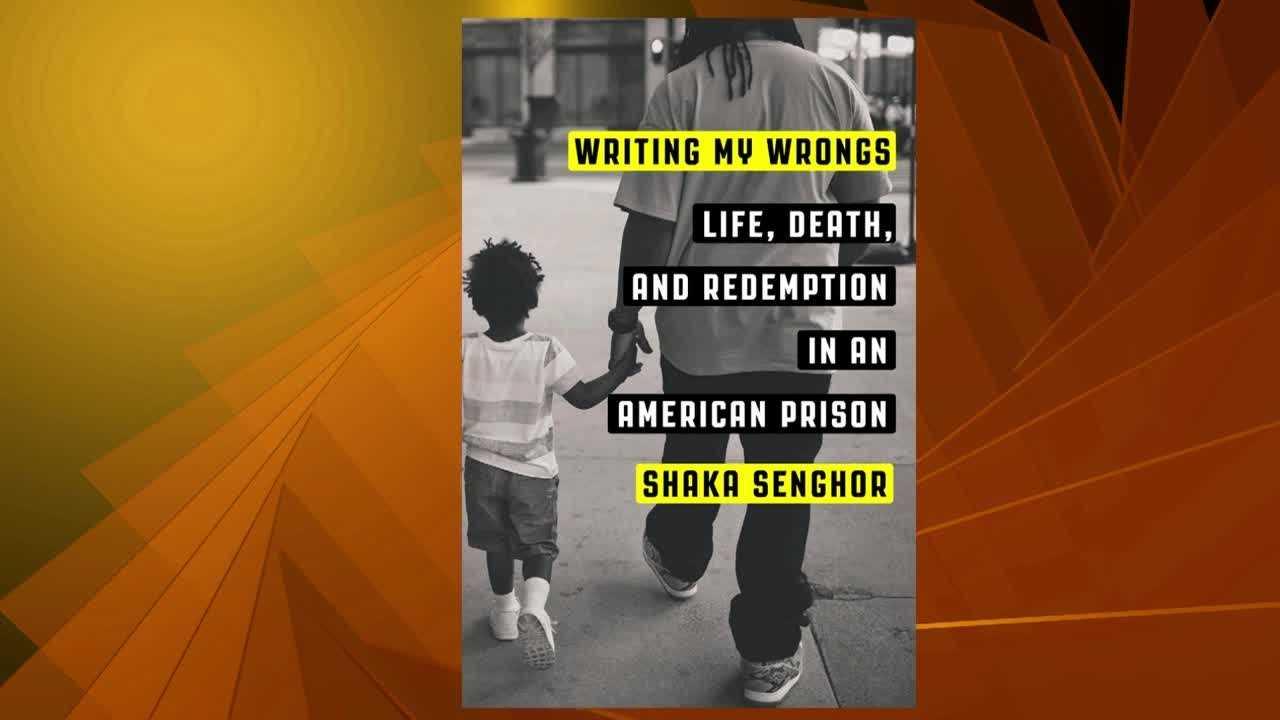 Shaka Senghor Author of 'Writing My Wrongs'