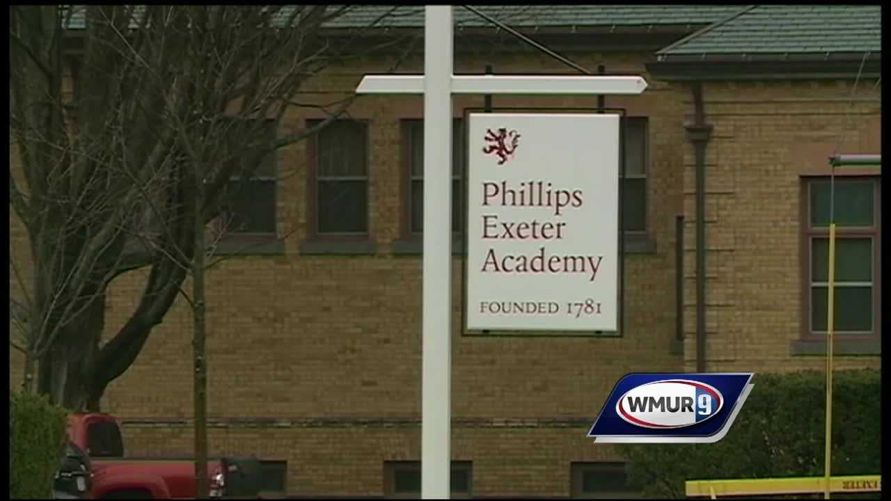 Phillips Exeter Academy said it has fired a teacher after he confessed to having sexual relations with a student more than two decades ago.