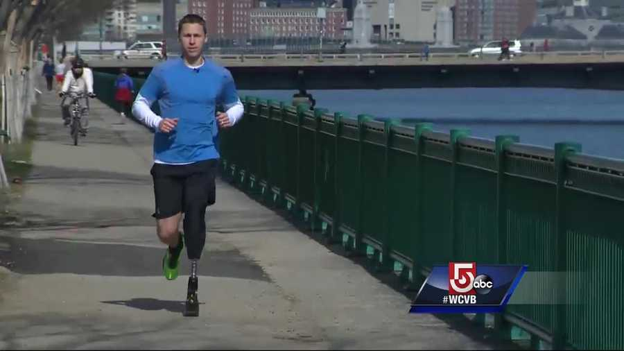 Patrick Downes has come a long way since the attacks. He has been training and running at Walter Reed Medical Center and this year will compete in the marathon with his brother Brendan&#x3B; sister-in-law Sarah&#x3B; Tom Treacy, a friend from Boston College&#x3B; B.J. Ganem and Bobby Donnelly, military members who are amputees&#x3B; and Mike Materia, a firefighter from Engine 33, Ladder 15 in Boston.Read more.