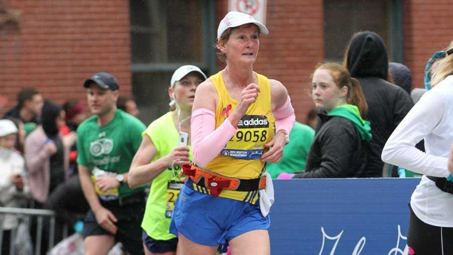 """It's not very common for a patient to be diagnosed with two forms of stage 4 cancer. It's even rarer for that patient to take on the challenge of the Boston Marathon.""""I have to do what I can to stay positive,"""" the Wellesley woman explained. Read more."""