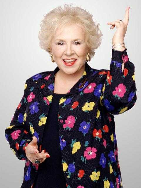"""Doris Roberts, who found fame on the sitcom """"Everybody Loves Raymond,"""" died on April 17."""