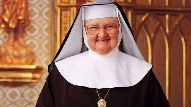 Mother Mary Angelica of the Annunciation, a Catholic nun who started a TV station in a garage that grew into a religious giant media, died on March 27 at age 92.