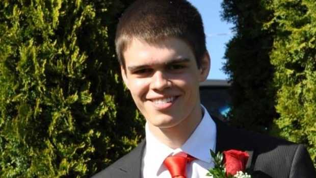 19-year-old Craig Sampson was a sophomore at Endicott College in Beverly, Mass.