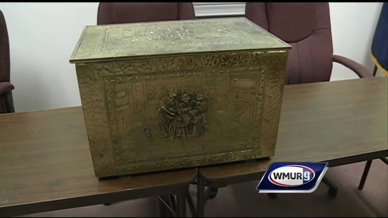 "Bristol police are seeking the owner of a ""mystery box"" found on the side of the road."