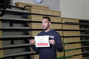 Celtics shooting guard/small forward Evan Turner took the pledge