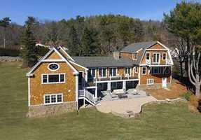 383 Summer Street is on the market in Manchester by the Sea for $2.75 million.