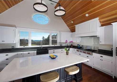 This home has a casual beach house feel.