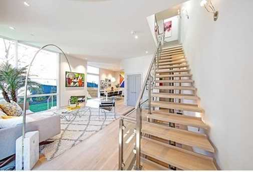 Rare to the market is this extraordinary contemporary that has just been completed by Cafasso Design Group.