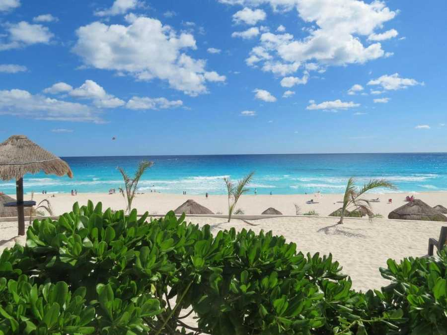 Cancun, Mexico comes in at #2. The least expensive week to visit would be Aug. 22 - Aug. 28, when the trip would be 16% below summer peak. The Mayan Ruins of Tulum is a must-see destination.