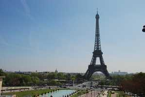 Bonjour! Paris, France is the first European destination on the list. The least expensive week would be Aug. 8 - Aug. 14 and TripAdvisor recommends taking a tour with City Segway Tours starting at $68 per person.