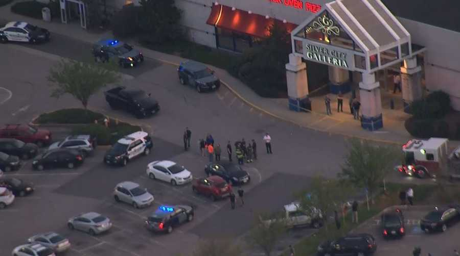 State police said the attacker was shot by an off-duty officer at the mall.