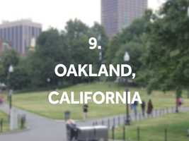 Top neighborhoods: Downtown, Koreatown-Northgate, Laney College