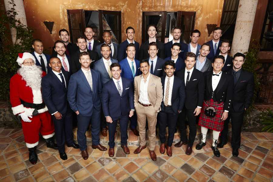 The bios for this season's 26 Bachelorette men have been released. Among the guys competing for JoJo Fletcher's heart: an erectile dysfunction specialist, a U.S. Marine, and an NFL quarterback's younger brother.